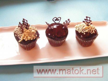 קישוטי שוקולד