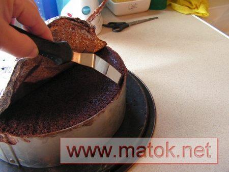 איך יוצרים עוגה ישרה לחלוטין עם רינג? (מדריך מצולם)