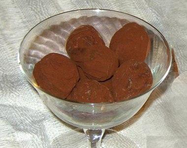 טראפלס שוקולד - צעד אחר צעד